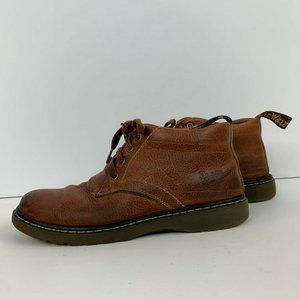 Dr Martens Leather Ankle Chukka Boots Air Wear